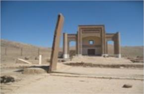 بنای یادبود قوام الدین شیرازی
