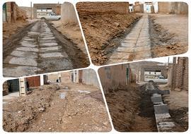 عملیات کانیوگذاری خیابان شهید کارگزار 8